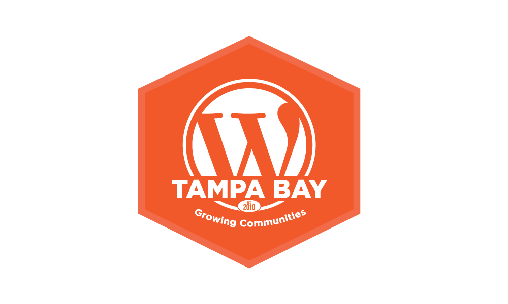 Tampa Bay WordPress Logo